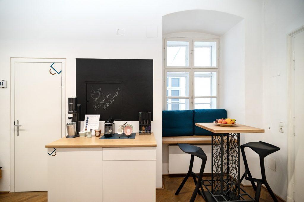 Kipferlhaus Stilvolle Büros